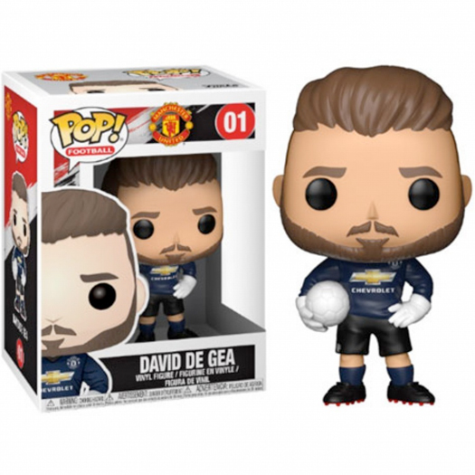 Funko Pop! Football Manchester United - David De Gea